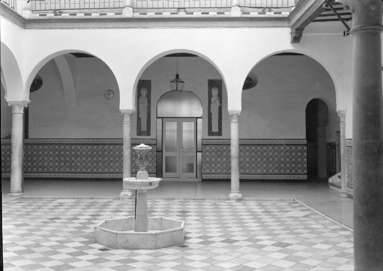 El Colegio cambia su dirección postal a la calle Alcázares número 8