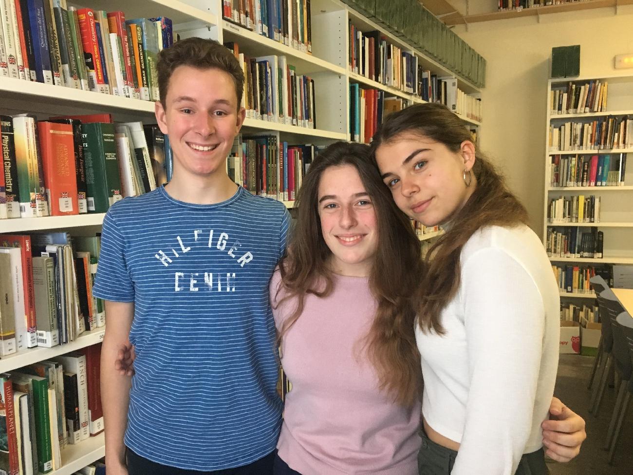 Un equipo del Colegio, a la Fase Nacional del Joven Parlamento Europeo